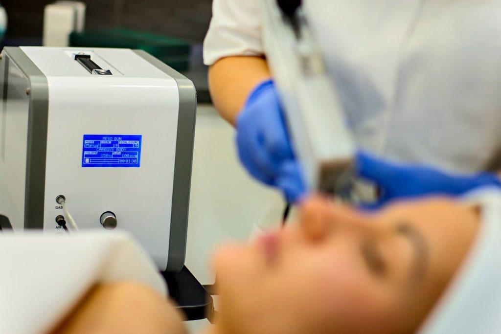 Karboksyterapia  Atelier Urody