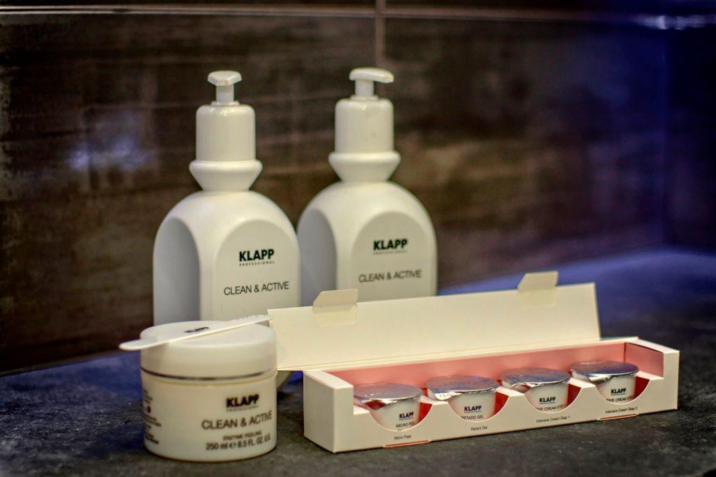 Clean & Active KLAPP Cosmetics  Atelier Urody